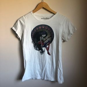 Marceline Adventure Time Tee